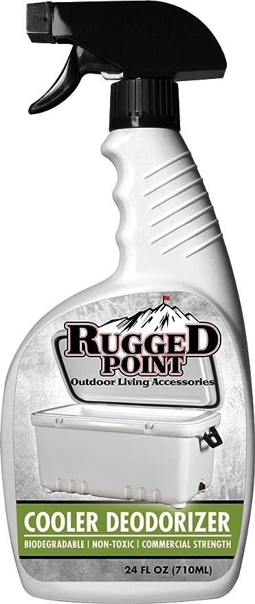 Rugged Point Olor eliminador refrigerador aire ambientador ...