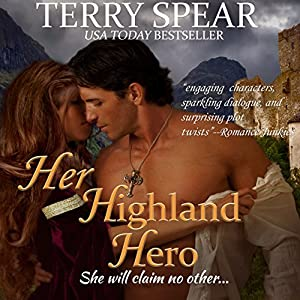Her Highland Hero Audiobook