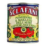 Sclafani San Marzano Tomatoes, DOP, 28 oz (4 PACK)