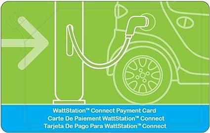 GE wattstation Conecte la tarjeta de pago: Amazon.es: Coche y moto