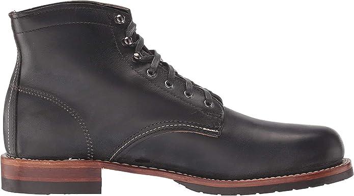 WOLVERINE 1000 MILE - Boots EVANS - black