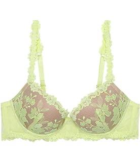 d1cbbb7ed3d Intimissimi Womens Full Bloom Elena Balconette Bra  Amazon.co.uk ...