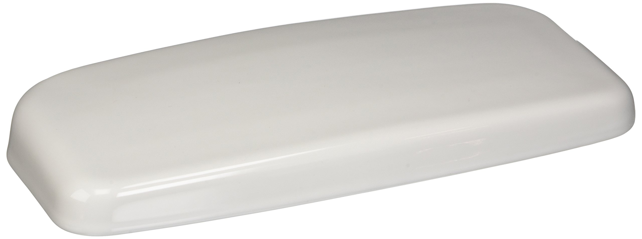 Toto TCU854CRP#01 Toilet Tank Lid with Power Gravity Sticker for Ultimate Toilet, Cotton by TOTO