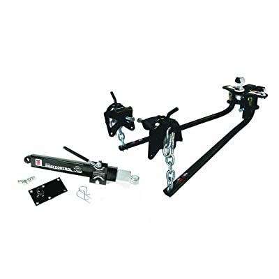 EAZ LIFT 48058 1,000 lbs Elite Kit, Includes Distribution, Sway Control and Hitch Ball - 1,000 lbs Tongue Weight Capacity: Automotive [5Bkhe0410803]