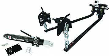 Eaz Lift 48057 800 Lbs Elite Kit Includes Distribution Sway Control And 2 5 16 Hitch Ball 800 Lbs Tongue Weight Capacity 48057
