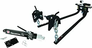 """EAZ LIFT 48056 600 lbs Elite Kit, Includes Distribution, Sway Control and 2-5/16"""" Hitch Ball-600 lbs Tongue Weight Capacity (48056)"""