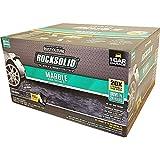 Rust-Oleum 306320 Rocksolid Marble Floor Coating Kit, Gray/Black