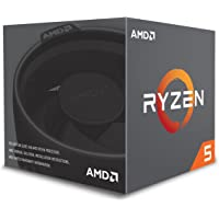 AMD Ryzen 5 1600 Desktop CPU - AM4 / Hex Core / 3.2 GHz /19MB / 65W