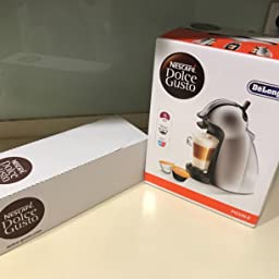 DeLonghi Dolce Gusto Piccolo XS EDG210.W - Cafetera de ...