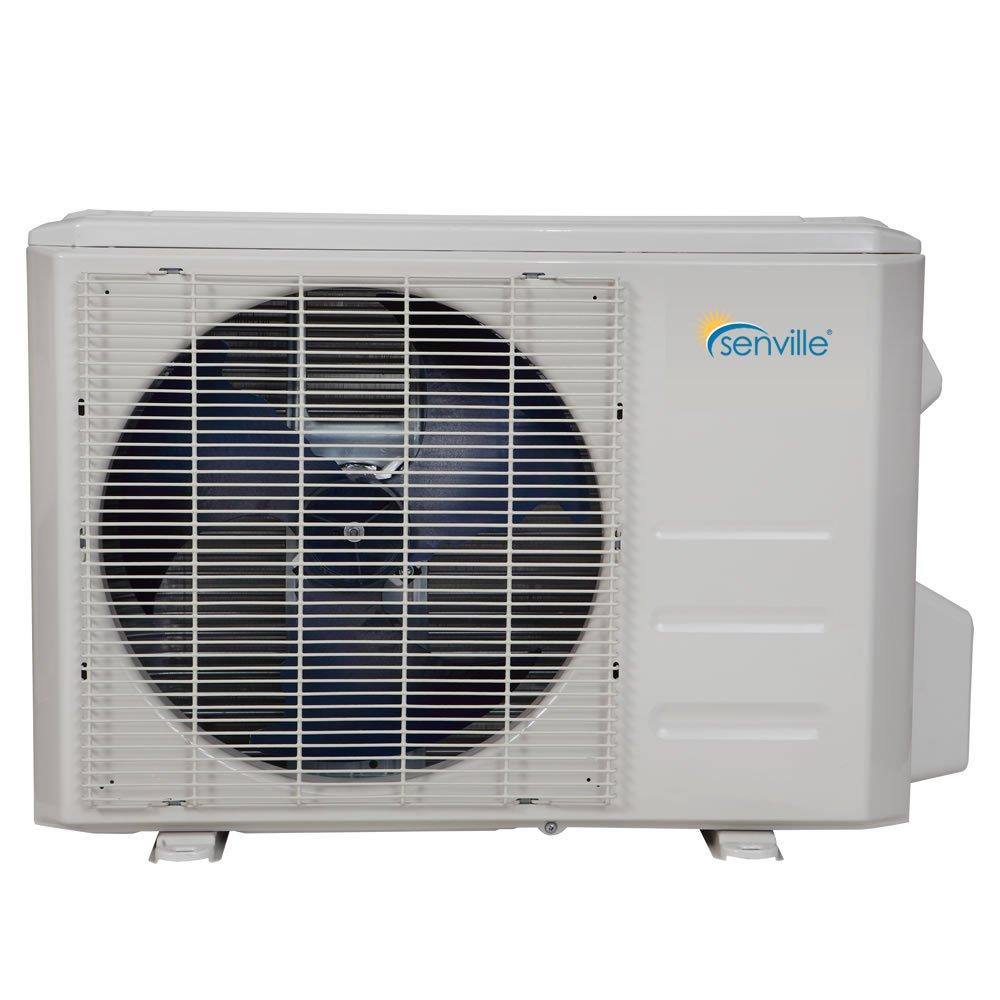 Senville SENA-12HF 12000 BTU Mini Split Air Conditioner Ductless Heat Pump  Energy Star, White: Amazon.ca: Home & Kitchen