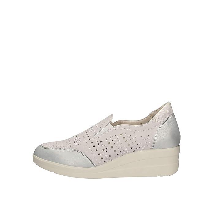 Melluso R20133 Sneakers Donna Ghiaccio 37: Amazon.it: Scarpe