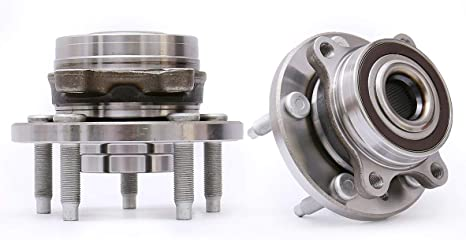 2017 fits Ford Flex Front Hub Bearing Assembly Two Bearings Included With Two Years Manufacturer Warranty