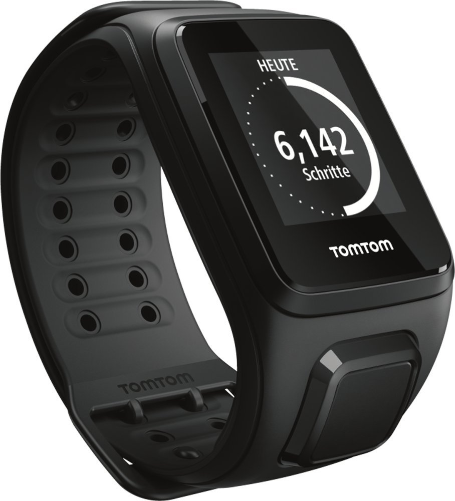 TomTom Spark GPS Tracking Sports and Fitness Watch