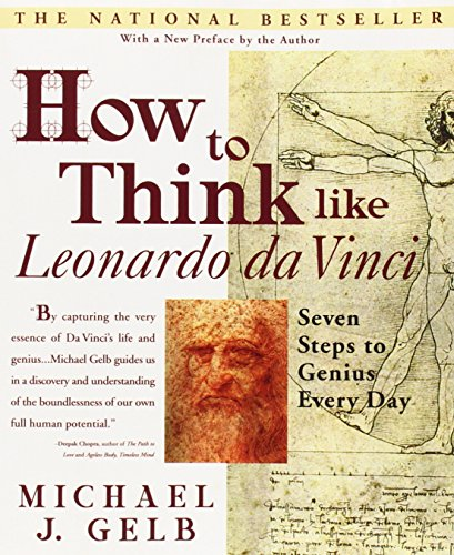 How to Think Like Leonardo da Vinci: Seven Steps to Genius Every Day Da Vinci Cabinet