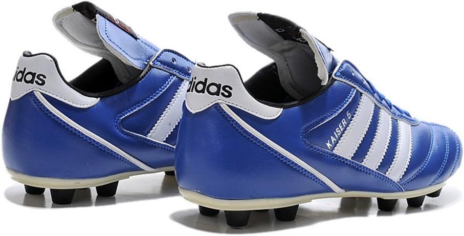 UNDEME Boots Homme Kaiser 5 Liga FG d'alimentation Bleu