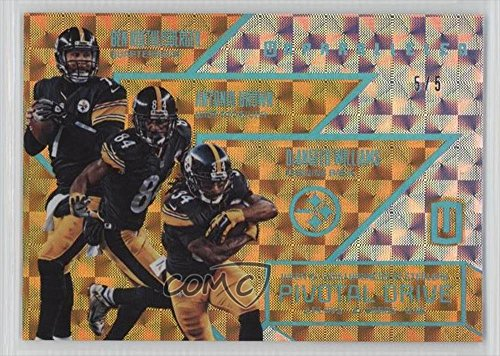 antonio-brown-ben-roethlisberger-deangelo-williams-5-5-football-card-2016-panini-unparalleled-pivota