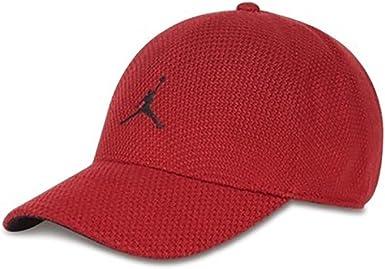 Jordan Jumpman Knit Flex Gorra Hombre Rojo L/XL: Amazon.es: Ropa y ...