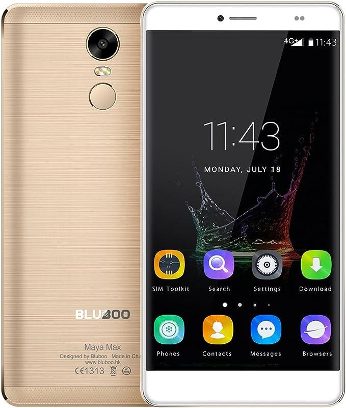 Bluboo Maya Max - 4G Lte Smartphone 6.0 Pulgadas Hd Pantalla 1280 ...