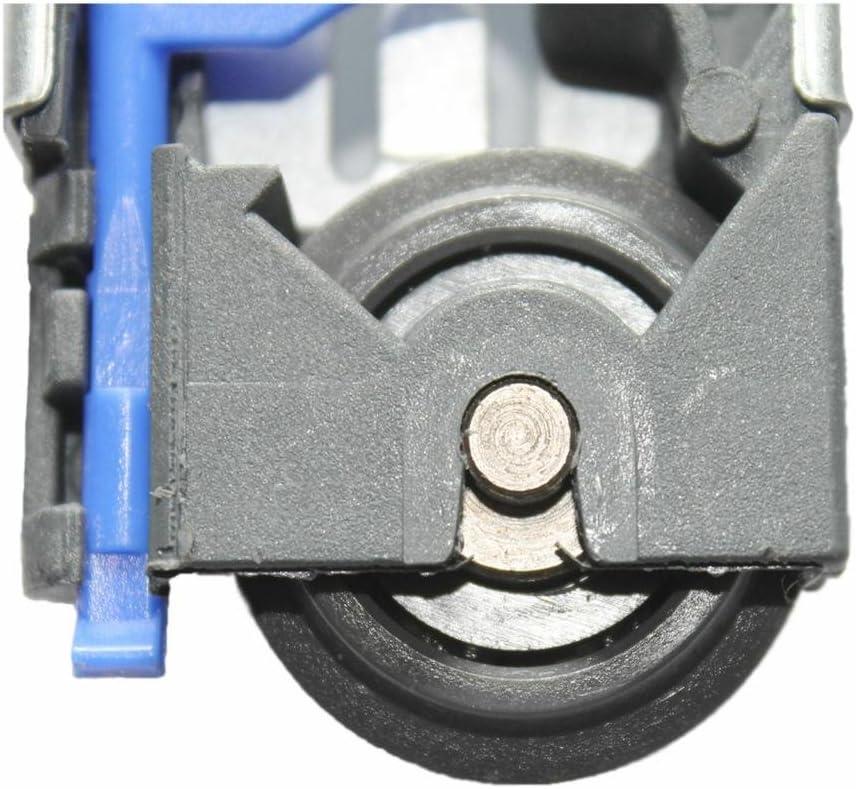 Espacio/pieza Stanley iSpace Antiguamente Pro 17-4264Y inserto de plástico. Puerta de armario einfachklever de la rueda: Amazon.es: Bricolaje y herramientas