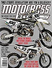 MOTOCROSS ACTION Magazine July 2018 TWO STROKE HUSKY TC250, 2019 KTM TWO & FOUR STROKE