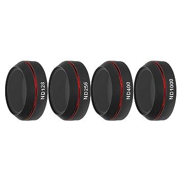 PolarPro Cinema Filter 3er Pack f DJI Mavic 2 Pro ND128 ND256 ND1000 Graufilter