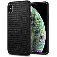 Spigen 8809613766080 Spigen Liquid air iPhone x/xs Matte Black