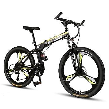 Bicicletas Man Disc Brake Dual Full Suspension Woman Folding 700c Wheel MTB Mountain Bike Bicycle 27
