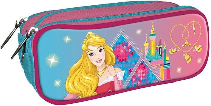 Portatodo Triple Princesas Disney: Amazon.es: Juguetes y juegos