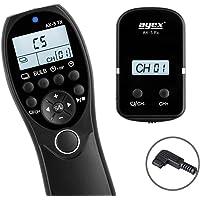 Ayex AX-5/S1 S1 Timer Funk-Fernauslöser für Sony Alpha A900, A850, A700, A580, A560, A550, A500 uvm.