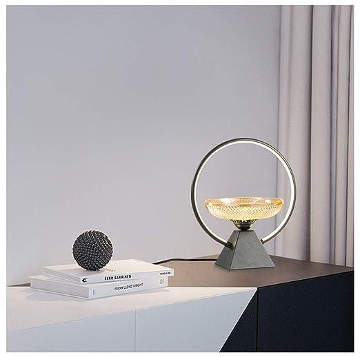 Uexfy Bonita lámpara de Mesa Lámpara de Escritorio Personalidad ...