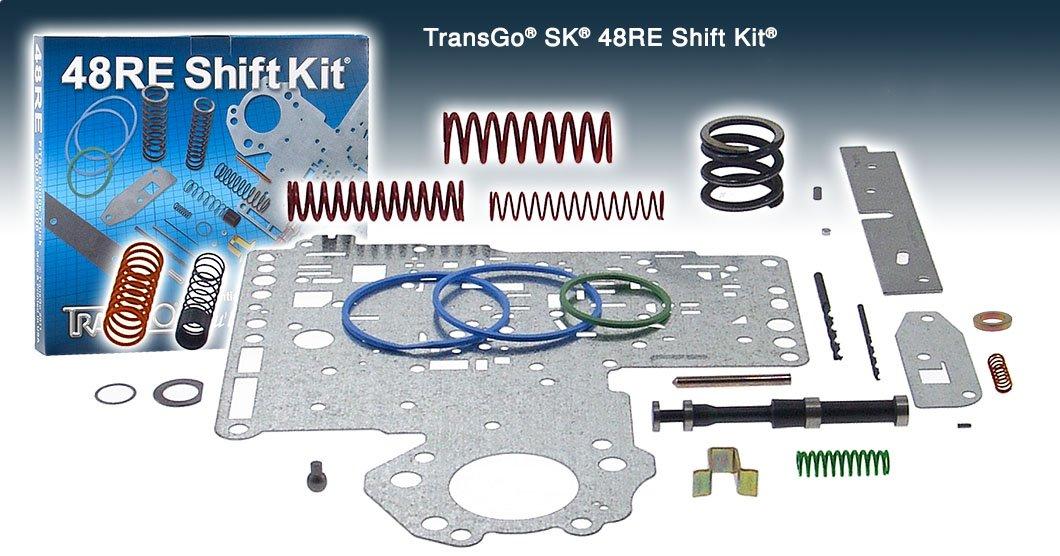 Transgo SK 48RE Shift Kit (Diesel) (incl 2003 w/
