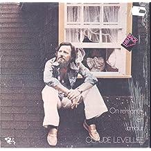 Claude Leveillee: On Remonte En Amour LP NM Canada Barclay 80216