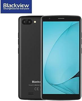 Teléfonos Móviles SIM Gratis, Android Blackview A20, Pantalla IPS ...