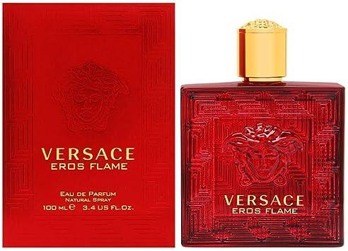 Versace Eros Flame Edp Vapo 100 ml - 100 ml: Amazon.es
