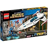 LEGO Super Heroes - Dc Universe - 76028 - Jeu De Construction - L'invasion De Darkseid
