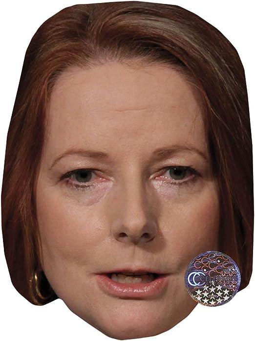 Card Face and Fancy Dress Mask Latrice Royale Celebrity Mask