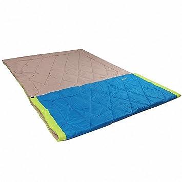 SUHAGN Saco de dormir Bolsa De Dormir Bolsa De Dormir Lavable Adulto Exterior Habitación Single Doble