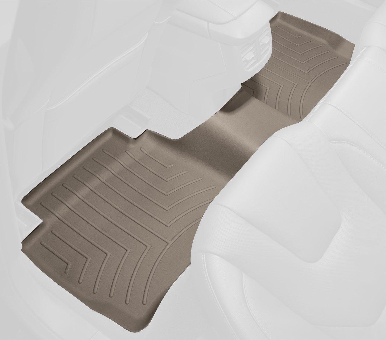 454292 FloorLiner, Rear, Tan WeatherTech