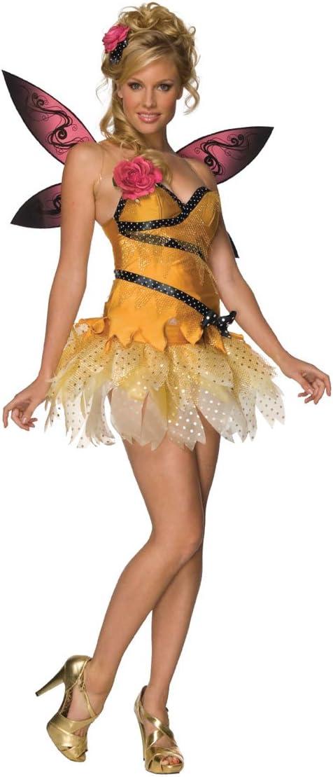 Carassa Disfraz de NINFA del Bosque Talla s: Amazon.es: Juguetes y ...