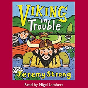 Viking in Trouble Audiobook