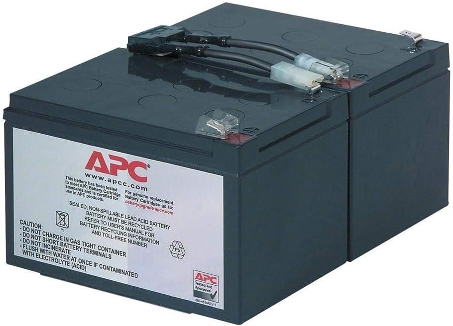 Apc Rbc6 Ersatzbatterie Für Unterbrechungsfreie Computer Zubehör