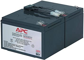 APC Smart-UPS SU700X167 Replacement Battery Pack Rechargeable, high Rate