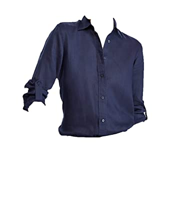 2affc17fb3dd Lauren Ralph Lauren Women s Linen Button-Down Shirt (Black