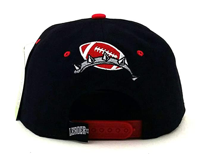 Amazon.com : Georgia Leader GA Flash Bulldogs Colors Black Red Era Snapback Hat Cap : Sports & Outdoors