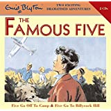 Five Go Off To Camp & Five Go To Billycock Hill: WITH Five Go to Billycock Hill (Famous Five)
