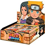 Naruto Shippuden Card Game Exclusive Limited Edition Chibi Tournament Series 2 Booster Box 24 Packs