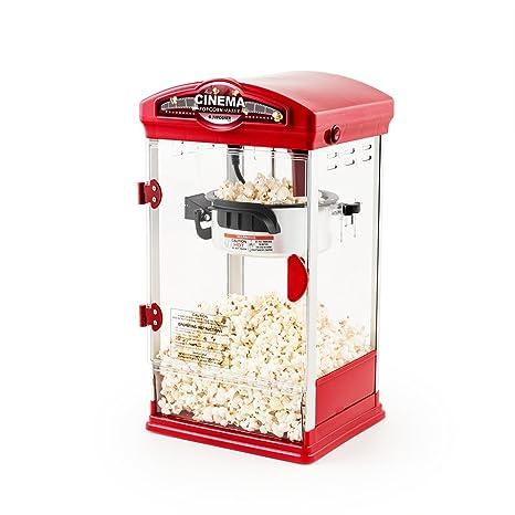 Retro cine Popcorn Maker – 4oz Palomitero VDE – Conector