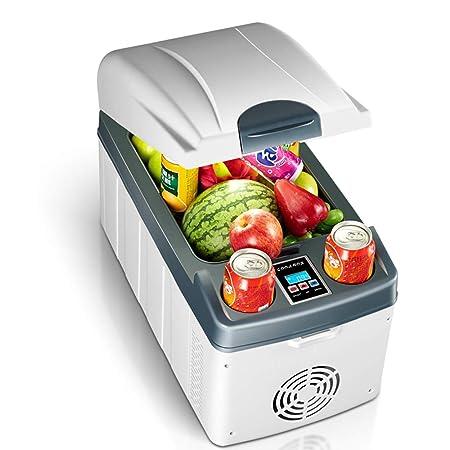 Mitrc Mini refrigerador Auto de la Cubierta 20L refrigeración ...