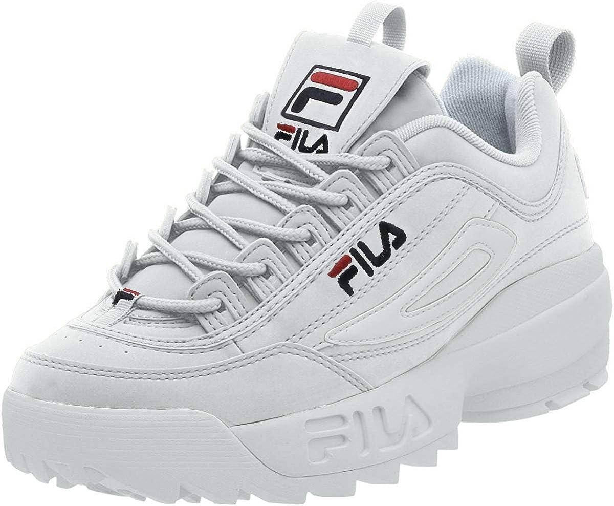Fila Disruptor Low 1010262-1fg, Zapatillas para Hombre
