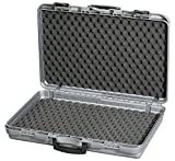 DURATOOL 17060H144.005.GPB Storage Case, Plastic, with Foam, Grey, 600mm x 415mm x 144mm